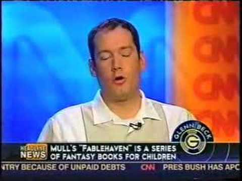 Glenn Beck interviews author Brandon Mull