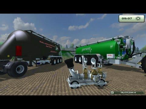 Farming Simulator 2013 Mod Review Kotte GARANT Professional VQ 32000 V 1 3 (EN)