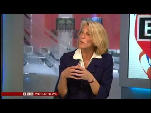 Karen Donfried on BBC World News America on Germany and the Greek Bailout