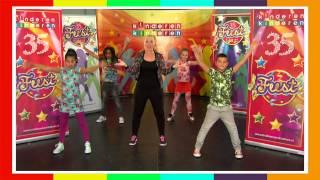 Kinderen voor Kinderen - Feest! - dansles