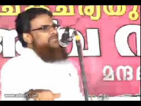 Hussain Salafi  Chavakkad 13-january-2013 video