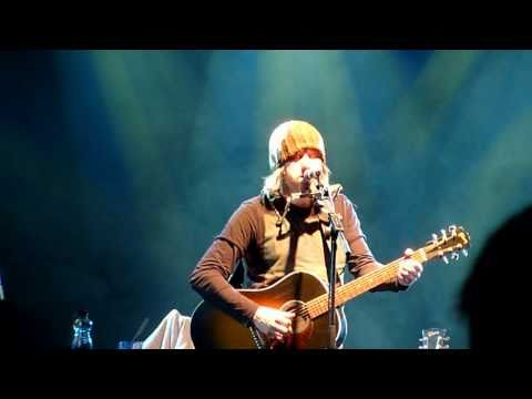 HD - Badly Drawn Boy - A Minor Incident (live) @ WUK, Vienna 16.11.2010, Austria