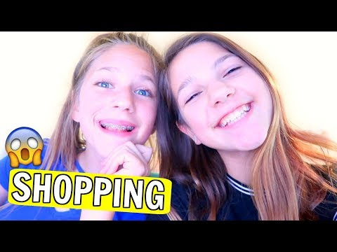 Shopping & Decorating Hope Marie's Room | Shopping with Rylan in Dallas