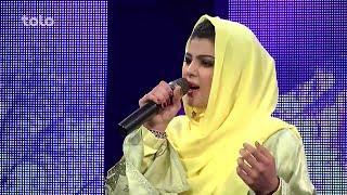 Zulala Hashemi – Afghan Star S12 – Top 2