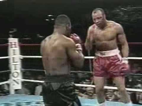 1987 HBO Legendary Nights Fight Mike Tyson vs James Smith 1 Image 1