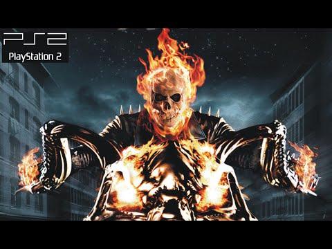 Motoqueiro Fantasma ?. O jogo. Ghost Rider the Game. Ps2 ? SAMMYJUKA ?