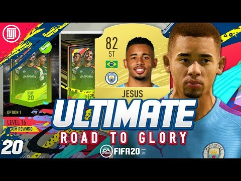 THIS IS INSANE!!!!! ULTIMATE RTG #20 - FIFA 20 Ultimate Team Road to Glory