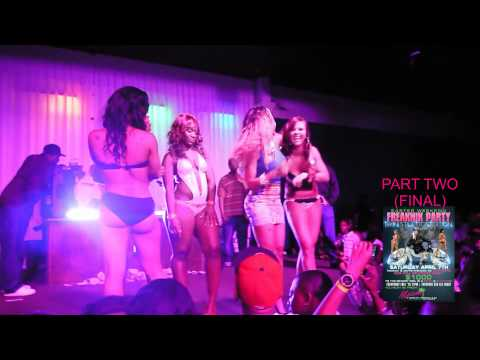 EASTER WEEKEND FREAKNIK BASH HOSTED BY DIAMOND @ CLUB MIAMI 4-7-11 (PT 2 OF 2)