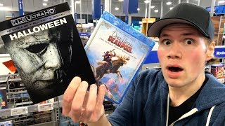 Blu-ray / Dvd Tuesday Shopping 1/15/19 : My Blu-ray Collection Series