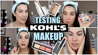 Full Face of Makeup from KOHL'S - MOSTLY Hits