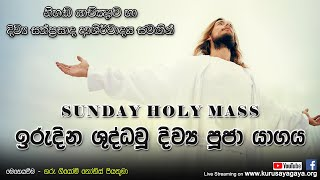 Sunday Holy Mass (Father's Day) - 20/06/2021