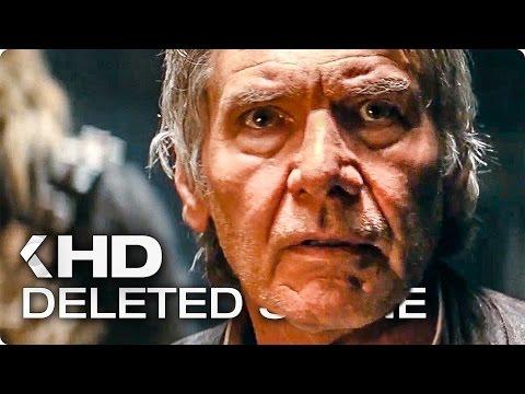 Star Wars: Episode VII - The Force Awakens DELETED SCENES Trailer (2016)