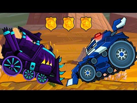 Car Eats Car 3 Машина ест машину Хищные машины #31 про машинки как в Drive Ahead #МАШИНКИКИДА