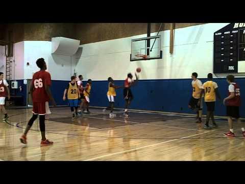 Kevin Samuel, 6'10, 2017, All 4 Sports Coach Bailey