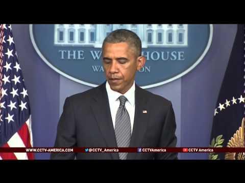President Obama on Malaysia Airlines #MH17 crash, Gaza