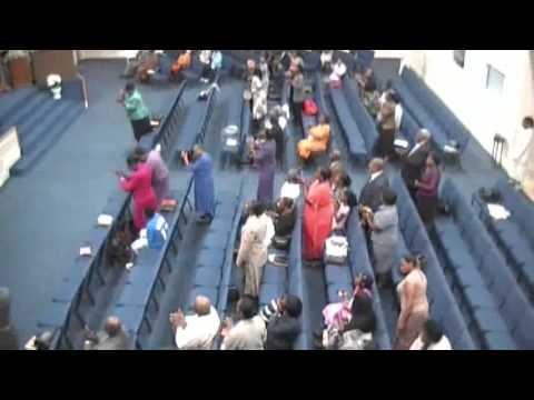 St. John COGIC Quincy, FL - Choir