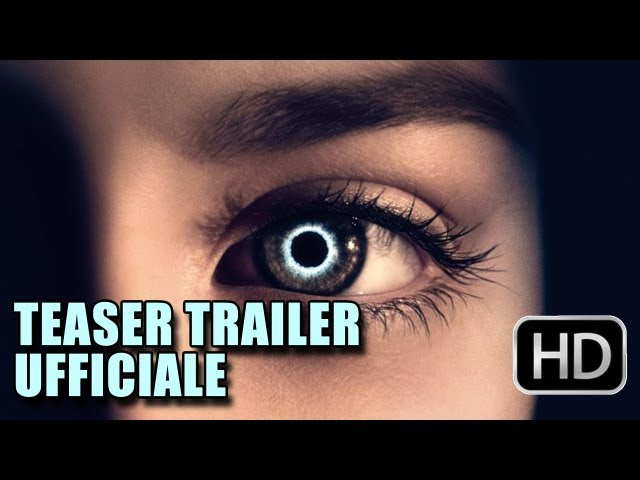 The Host Teaser Trailer Italiano (2012) - Saoirse Ronan, Diane Kruger