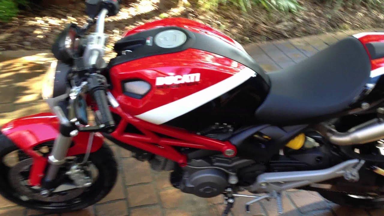 Ducati Exhaustr Baffle Kit