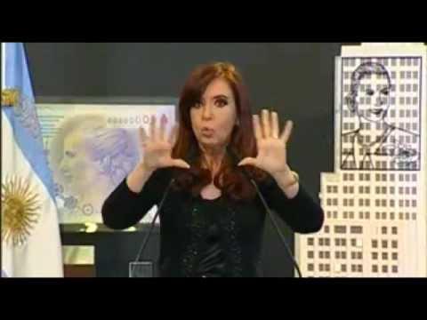 Thumbnail of video Cristina 2020, odisea del discurso