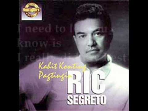Ric Segreto - Give Me A Chance