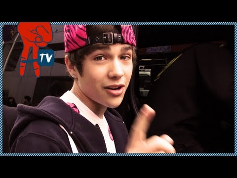 Austin Mahone MTV Artist to Watch - Austin Mahone Takeover Ep 54