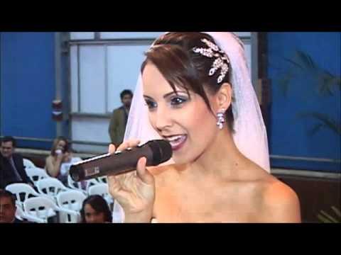 Soube Que Me Amava - Aline Barros | Por Érika Kroll Music Videos
