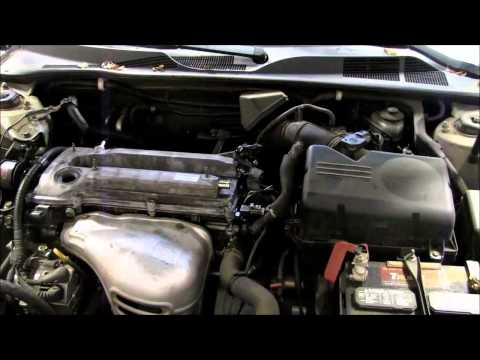 how to replace the valve cover gasket on a toyota camry how to save money and do it yourself. Black Bedroom Furniture Sets. Home Design Ideas