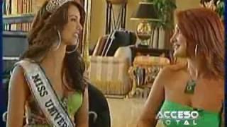 Thumb Entrevistas a Stefanía Fernandez, Miss Universo 2009