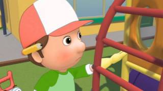 Handy Manny Fixing It Right Trailer