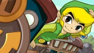 The Legend of Zelda: Spirit Tracks - IGN Plays