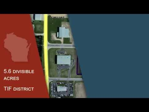 5.6 Acres of Industrial Land Available in Cuba City TIF District