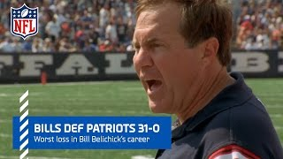 How Bill Belichick's Worst Loss Led to the Patriots Dynasty | NFL Vault Stories