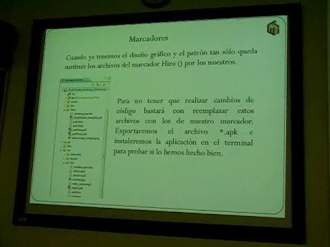 Ponencia Realidad Aumentada y Software Libre.wmv