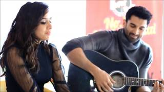 ​ADITYA ROY KAPUR AND SHRADDHA KAPOOR SINGING HUMMA HUMMA