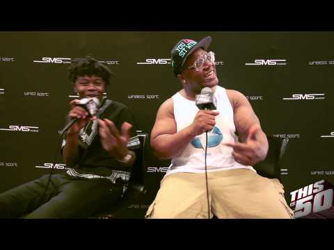 Wave Chapelle Freestyles; Yo Gotti Discovering Him; Dave Chapelle Inspiring His Name - TI50