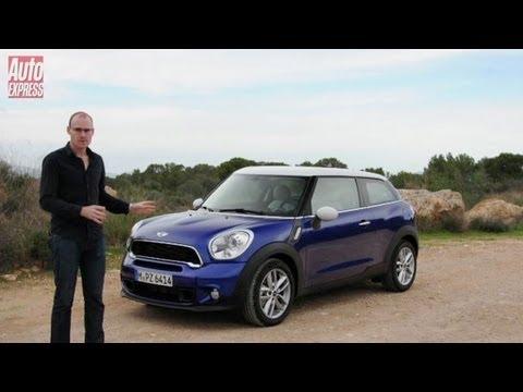 Mini paceman review auto express