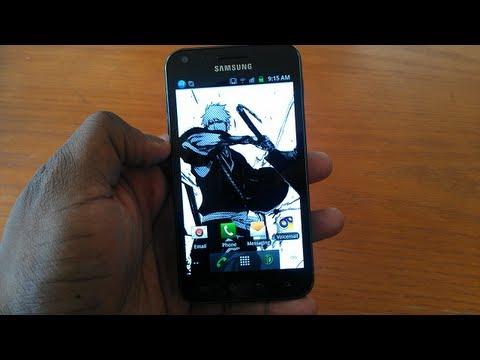 Samsung Epic 4G Touch for Sprint Review