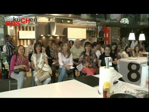 Más Cocina-BOSküCHen -28º Capítulo -VI Jornadas de Cocina para Celiacos