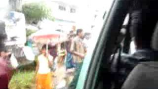 Celebrating..End Of War:Akurana To Kandy (Part 6 cam01)
