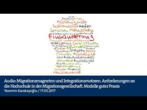 Audio: Anforderungen an die Hochschule in der Migrationsgesellschaft.