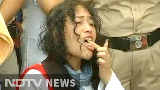 Irom Sharmila ends fast, says 'am no goddess, want to be chief minister'