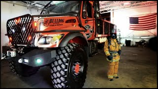 Bulldog Extreme Firefighting Brush Truck 4X4 2014 Official Video