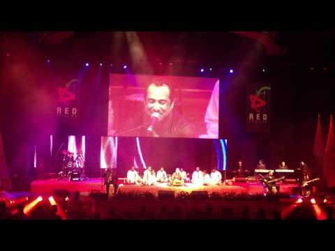 Chaahat - Blood Money, Rahat Fateh Ali Khan [Live on Stage, Sydney 2012]
