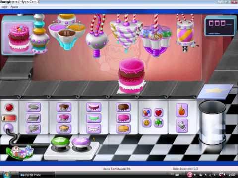 Game Online Making Cake