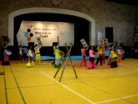 Pamulad Isda Folk Dance video