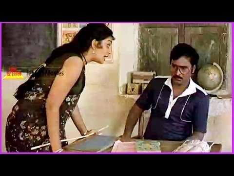 Bhagyaraja Comedy Scene – In Vaddante Pelli Telugu Movie