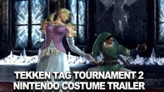 Tekken Tag Tournament 2_ Wii U Edition  Nintendo Costume Trailer (Japanese)