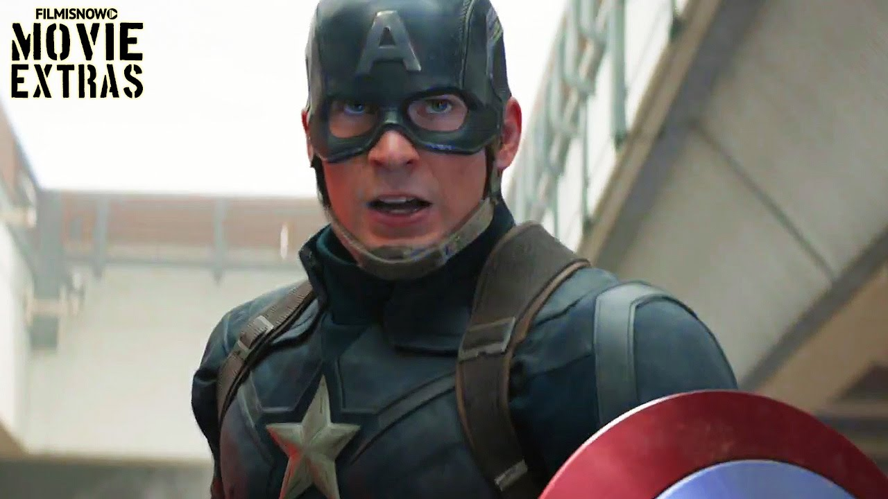 Captain America: Civil War Movie Clip Compilation (2016)