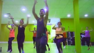Tukur Tukur – Dilwale zumba Choreo by Emanuel