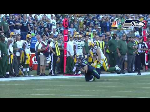 Seattle Seahawks Highlights vs GB(Week 1, 2014)[HD]